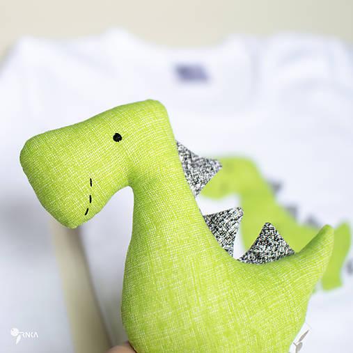 Dino REX (zelený)