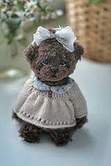 Hračky -  Mini Teddy Uliana - 12422682_