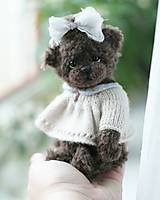 Hračky -  Mini Teddy Uliana - 12422685_