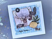 Papiernictvo - Vianočný pozdrav  - 12423735_