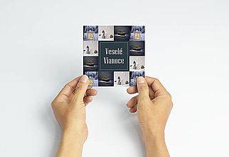 Papiernictvo - Vianočná pohľadnica II. - 12423537_