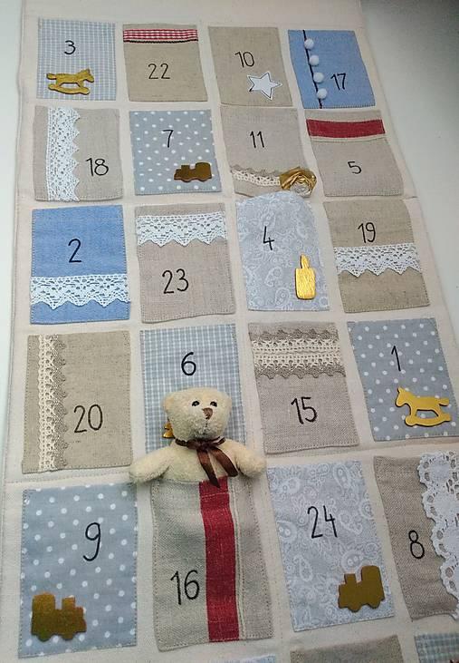 Adventný kalendár no.2