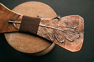 Doplnky - Motýlik dub - 12424374_