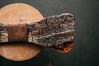 Doplnky - Motýlik cestičky červotoču - 12424431_