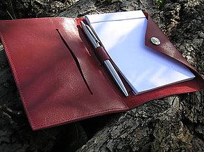 Iné tašky - Zápisník - 12426871_