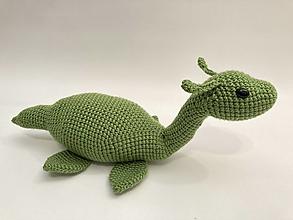 Hračky - Dino / Dinosaurus  -Háčkovaná Hračka - 12425784_