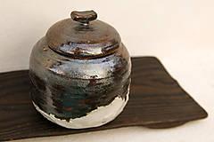 Nádoby - dóza na čaj - 12427788_