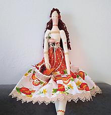 Bábiky - Jesenná bábika Dorka - 12427472_
