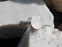 rosa ring in silver-ruženín-prsteň