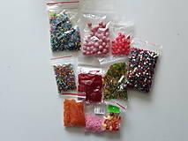 Korálky - Kreatívny balíček - korálky - 12429228_