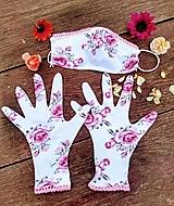 - Set - rúško a rukavice - 12429946_