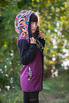Kabáty - Sshell bunda ORIENT - limited - 12432890_