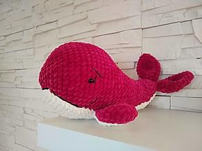 Hračky - Veľryba - 12436182_