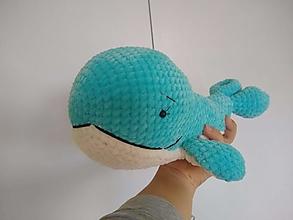 Hračky - Veľryba - 12436192_