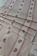 Úžitkový textil - Štóla-ružička - 12439505_
