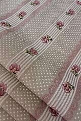 Úžitkový textil - Štóla-ružička - 12439507_