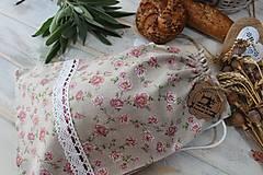 Úžitkový textil - Vrecko - 12439535_