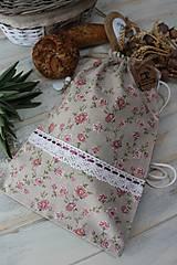 Úžitkový textil - Vrecko - 12439537_