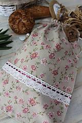 Úžitkový textil - Vrecko - 12439539_