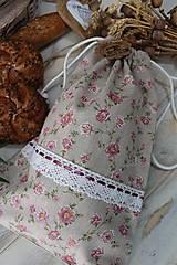 Úžitkový textil - Vrecko - 12439543_