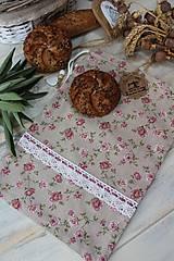 Úžitkový textil - Vrecko - 12439544_