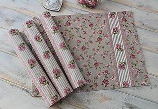 Úžitkový textil - Prestieranie - 12439586_