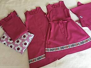 Detské oblečenie - Kostým Máša - 12437057_
