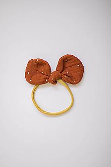 Detské doplnky - Mini-myšky do vlasov - 12438992_