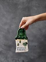 Obrázky - Tabuľka na dom s nápisom  šťastný domov  - 12437987_