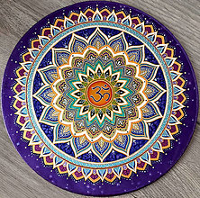 Obrazy - Mandala Duchovného pochopenia - 12441089_