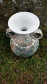 Dekorácie - Váza Krk 2 ucha - 12442191_