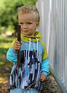 Detské oblečenie - Originálna mikina - 12443415_