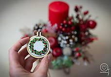 Náhrdelníky - Vianočná Vyšikráska Kornélia - 12443620_