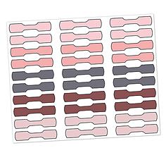 Papiernictvo - Samolepky ako záložky - 12448046_
