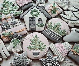 """Dekorácie - Vianočná sada """"Vianoce bez snehu"""" - 12446165_"""