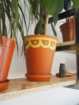Nábytok - Kvetinová stena - 12445441_