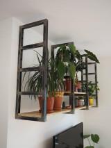 Nábytok - Kvetinová stena - 12445442_