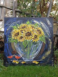 Obrazy - V kruhu žiarivej lásky - 12444701_