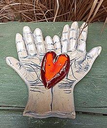 Nádoby - Srdce na dlani - 12449483_