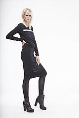 Sukne - FNDLK sukně 01sk po kolena - 12450930_