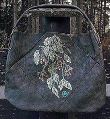 Kabelky - Maľovaná kabelka 46 - 12453197_