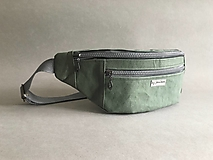"Kabelky - Fanny Pack ""Army"" - 12451426_"