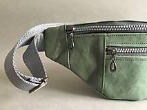 "Kabelky - Fanny Pack ""Army"" - 12451432_"