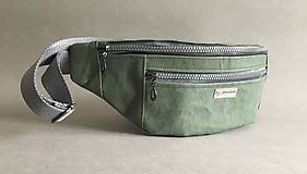 "Kabelky - Fanny Pack ""Army"" - 12451436_"