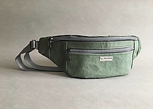 "Kabelky - Fanny Pack ""Army"" - 12451441_"