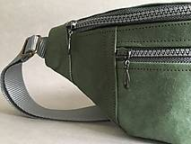 "Kabelky - Fanny Pack ""Army"" - 12451442_"