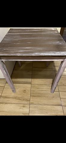 Nábytok - Vintage Stôl - 12450008_
