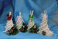 Dobrý obchod - Umenie_srdca: Vianočný papierový stromček. - 12451128_