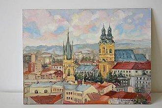 Obrazy - Nitra, milá Nitra - 12457972_