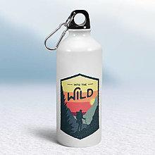 Nádoby - Turistická fľaša - 12454252_